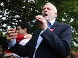 Jeremy Corbyn's tax war on the middle class with tax hike