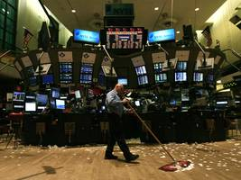 the new york stock exchange is slowing down trading for a key market