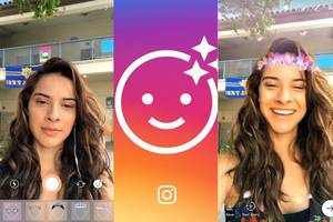 Instagram Rips Off Snapchat Again With New Selfie Filters
