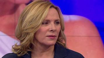 kim cattrall: hollywood ageism will not hold me back
