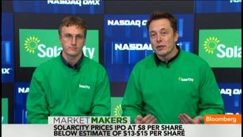Former SolarCity CEO, And Elon Musk Cousin, Lyndon Rive Is Leaving Tesla