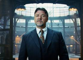 New 'The Mummy' Featurette Gives First Look at Russell Crowe as Monstrous Mr. Hyde