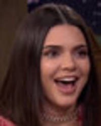 kendall jenner left red-faced after epic fall