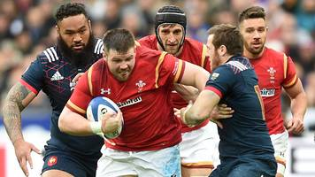 wales chief happy with seven-week six nations
