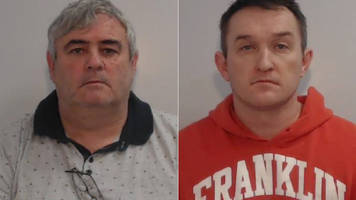 pair jailed for smuggling tonne of drugs in lawnmower shipments