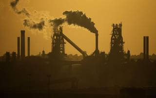 tata steel agrees to fork out £550m towards british steel pension scheme