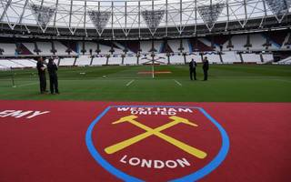 west ham's stadium still looking for a sponsor after vodafone pulls out