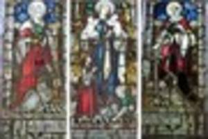 Valuable stained glass windows to take pride of place at St...