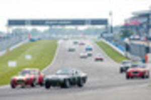 ex-racing star's takeover of donington park stalls