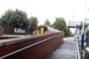 Trespasser on the tracks who delayed trains is arrested