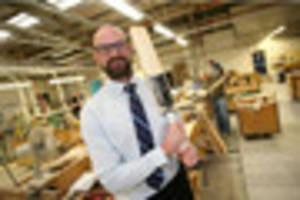 meet the new man at the helm of historic cricket bat maker gunn...