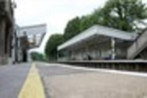Man dies after being hit by a train in Purley near Reedham...