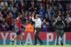 WATCH: Crystal Palace fans have their say after ensuring Premier...