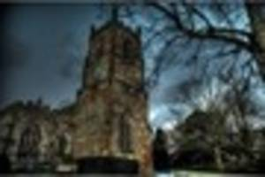 Heritage project looking at history of St Helen's Church, in...