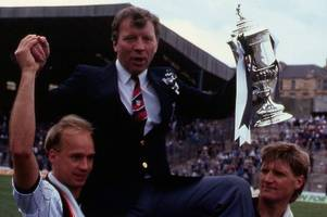 alex smith reflects on st mirren's 1987 scottish cup triumph 30 years on