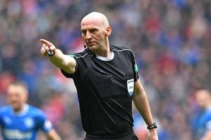 celtic v aberdeen scottish cup final referee confirmed as bobby madden