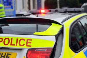 two men attacked their victim with a machete in a caravan in pontypridd