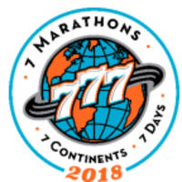 seven marathons, on seven continents, in seven days