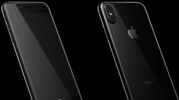 apple iphone 8 renders reveal wireless charging and glass back