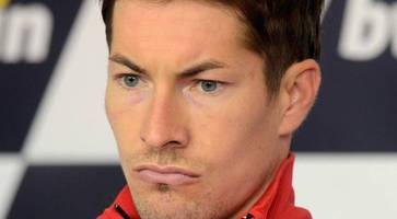 nicky hayden in 'serious condition' after being hit by car in italy