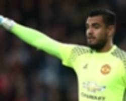 romero ensuring man utd still in safe hands without de gea