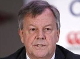 rfu chief executive ian ritchie to retire this summer