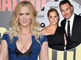 amy schumer and ben hanisch split after a year and a half