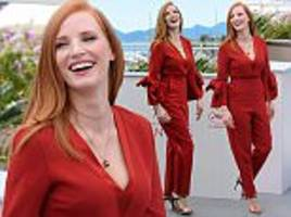 Jessica Chastain joins Cannes Film Festival jury