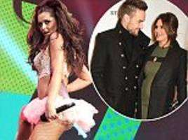 Liam Payne freaked out by pregnant Cheryl twerking