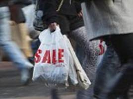 Bank of England reports slower consumer spending