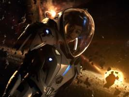cbs just unveiled the first trailer for 'star trek: discovery'