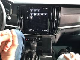google is putting android and its voice assistant inside of cars — here's your first look (goog, googl)