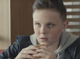 mcdonald's pulls filet-o-fish ad accused of being insensitive to grieving children (mcd)