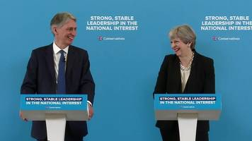 general election 2017: will you still be neighbours?