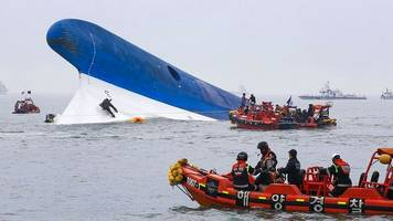 sewol ferry: bone of missing victim from south korea disaster found