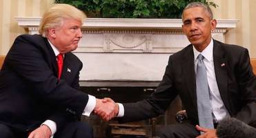 Obama Reveals True Thoughts On Trump:  He's Nothing But  A Bullshitter