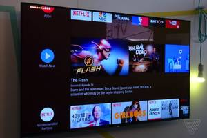 The new Android TV home screen has the right ideas, but it's probably not enough
