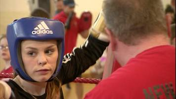 demie-jade resztan on boxing, bullies and the commonwealth games