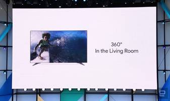 YouTube is bringing 360-degree videos to your TV