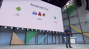 Android Go is Google's new streamlined OS variant for low-spec devices