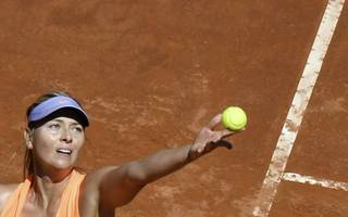 sharapova and women's tour hit back at french open snub