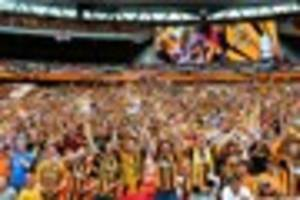 A special day in the heart of Hull City fans as May 17 brings FA...