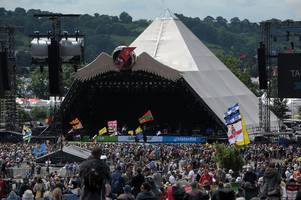man found with bag of ecstasy and ketamine outside glastonbury festival said he had just found the drugs