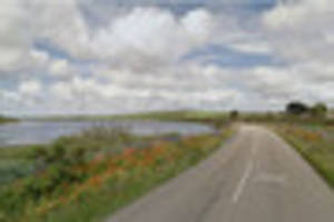 Driver dies after car crashes off road and plunges into Stithians...