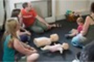 baby first aid course in cleethorpes