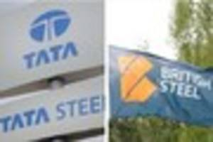 deal agreed 'in principle' to save british steel pension fund...