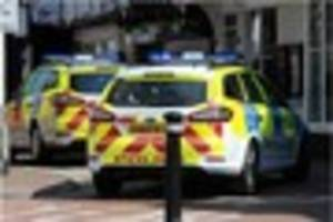 Essex Police appeal to find dangerous BMW driver who approached...