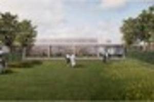 New events building planned for National Memorial Arboretum in...