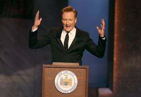 New TBS Deal Will Extend Conan O'Brien Beyond Late-Night TV