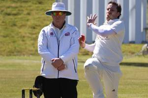 cricket: east kilbride's scottish cup hopes ended by ayr
